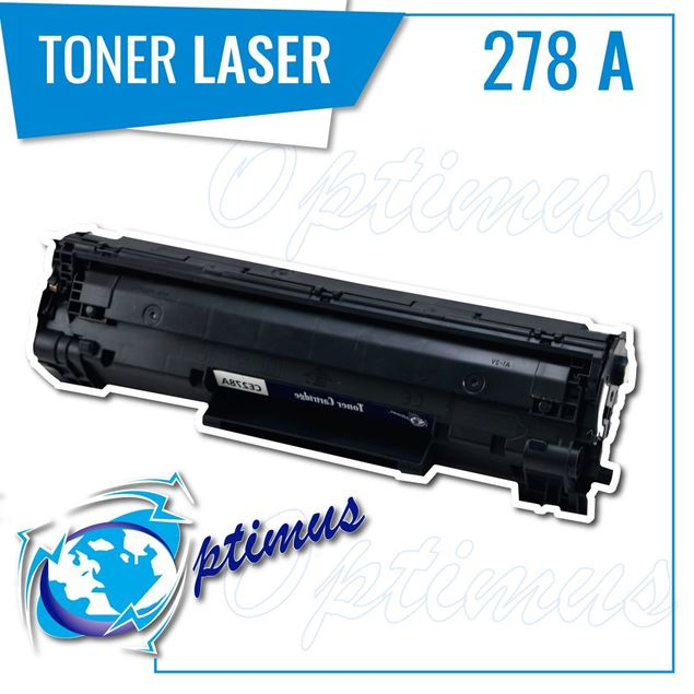 Foto de Toner Optimus remanufacturado para HP CE278A